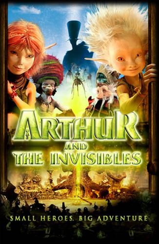 Movie Arthur And The Invisibles Jades World Alunnyville