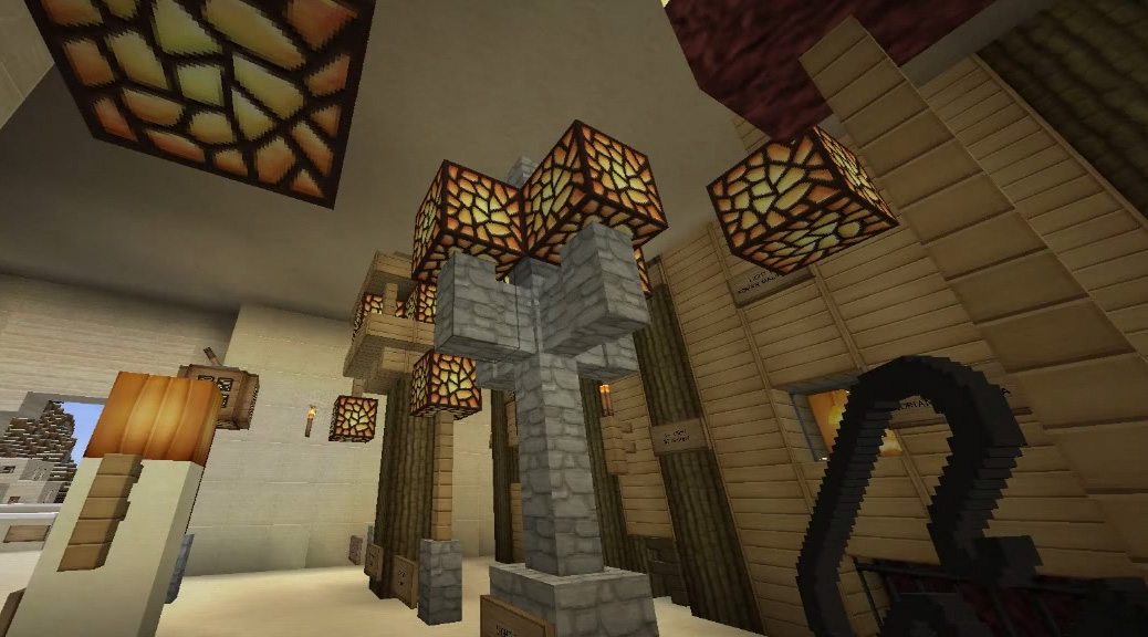 Minecraft: Indoor And Outdoor Lighting Showcase U2013 Jades World | Alunnyville