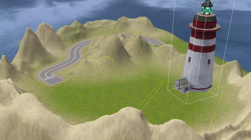 The Sims 3 – Create A World pt2 – Jades-World   Alunnyville